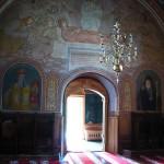 manastirea durau usa